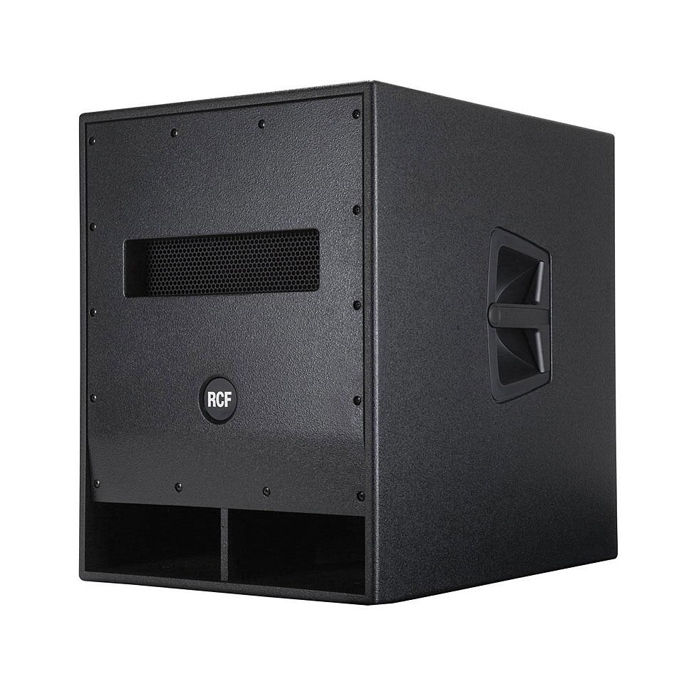 Rcf sub 718 as cassa attiva for Costruire box subwoofer