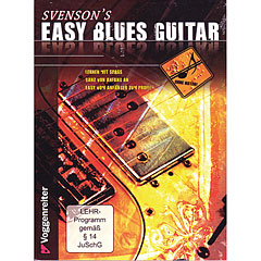 Voggenreiter Svenson's Easy Blues Guitar « DVD