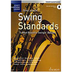 Schott Saxophone Lounge - Swing Standards Tenor Sax « Recueil de Partitions