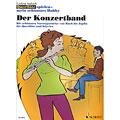 Notenbuch Schott Querflöte spielen - mein schönstes Hobby Der Konzertband