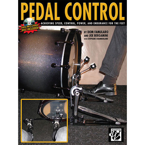 Instructional Book Alfred KDM Pedal Control