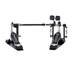 DW 2000 Series Double Bass Drum Pedal « Pedal de bombo