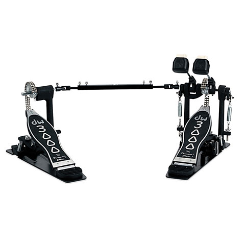 Fußmaschine DW 3000 Series Double Bass Drum Pedal