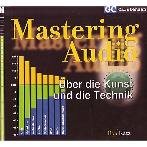 Libros técnicos Carstensen Mastering Audio