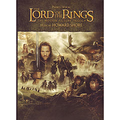 Alfred KDM The Lord Of The Rings Trilogy « Recueil de morceaux