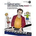 Εκαπιδευτικό βιβλίο Schott Keyboard spielen - mein schönstes Hobby Bd.2