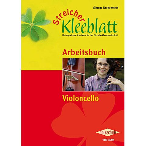 Holzschuh Streicher Kleeblatt - Arbeitsbuch