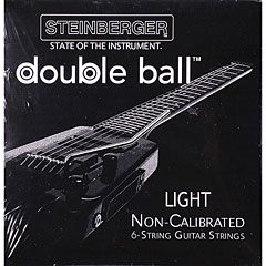 Steinberger Double Ball Light « Cuerdas guitarra eléctr.