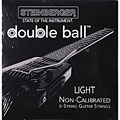 Steinberger Double Ball Light « Set di corde per chitarra elettrica