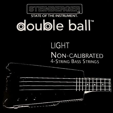 Steinberger Double Ball 4-String Light