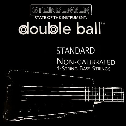 Cuerdas bajo eléctrico Steinberger Double Ball 4-String Standard