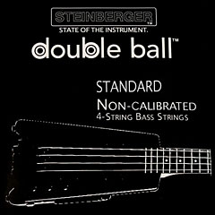 Steinberger Double Ball 4-String Standard « Corde basse électrique
