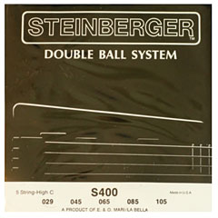 Steinberger Double Ball 5-String High C « Cuerdas bajo eléctrico