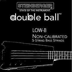 Steinberger Double Ball 5-String Low B « Corde basse électrique