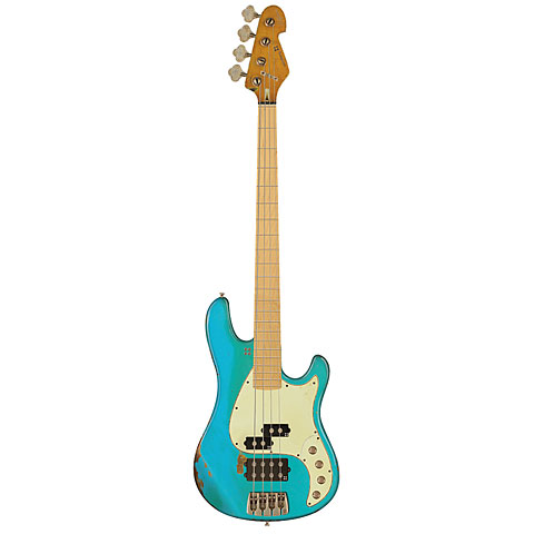 Sandberg California VM4 Hardcore Aged MN RQB « Electric Bass Guitar
