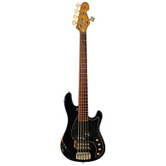 Sandberg California VM5 Hardcore Aged RW BLK « Electric Bass Guitar
