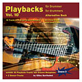 CD Tunesday Playbacks für Drummer Vol.10 Alternative Rock, Audio Cds