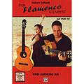 Libro di testo Alfred KDM Der Flamenco Gitarrist