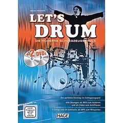 Hage Let's Drum « Учебное пособие