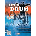 Instructional Book Hage Let's Drum