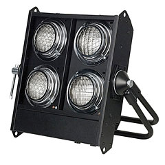 Showtec Stage Blinder 4 DMX « Flood Light / Blinder