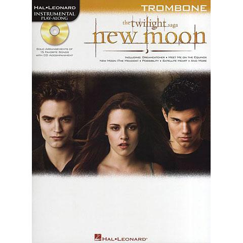 Hal Leonard Twilight New Moon for trombone