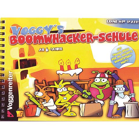 Kinderbuch Voggenreiter Voggys Boomwhacker-Schule