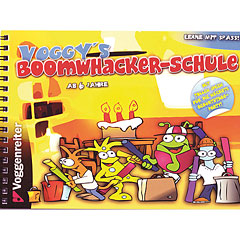Voggenreiter Voggy's Boomwhacker-Schule « Livre pour enfant