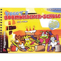 Voggenreiter Voggys Boomwhacker-Schule « Libro para niños