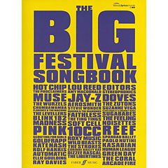 Faber Music The Big Festival Songbook