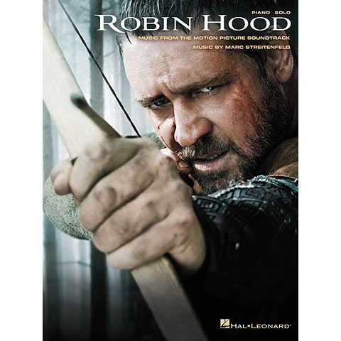 Hal Leonard Robin Hood Soundtrack - hal-leonard-robin-hood-soundtrack