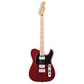 Electric Guitar Fender Blacktop Telecaster MN CAR