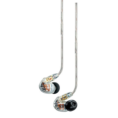 Auriculares In Ear Shure SE535-CL-E