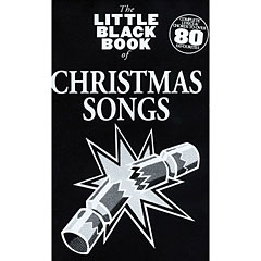 Music Sales The Little Black Book of Christmas Songs « Songbook