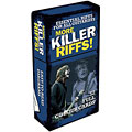 Instructional Book Music Sales More Killer Riffs! Cards