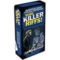Libros didácticos Music Sales More Killer Riffs! Cards