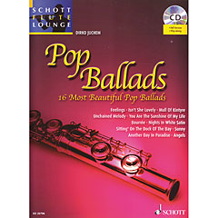 Schott Flute Lounge Pop Ballads « Bladmuziek