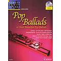 Music Notes Schott Flute Lounge Pop Ballads
