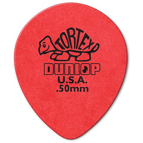 Plektrum Dunlop Tortex Teardrop 0,50 mm (72 pcs)