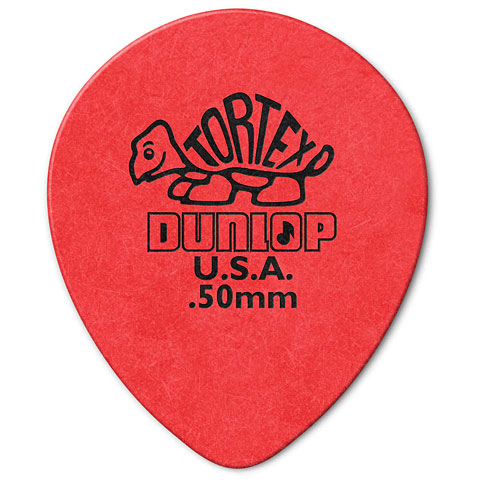 Dunlop Tortex TearDrop 0,50mm (72Stck)