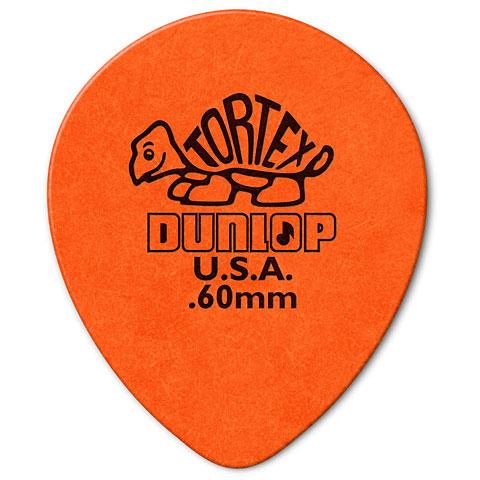 Dunlop Tortex TearDrop 0,60mm (72Stck)