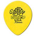 Púa Dunlop Tortex TearDrop 0,73mm (72Stck)