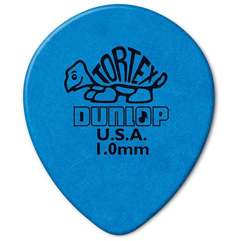 Plektrum Dunlop Tortex Teardrop 1,00 mm (72 pcs)