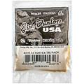 Plettro Dunlop Tortex Triangle 0,73mm (72Stck)