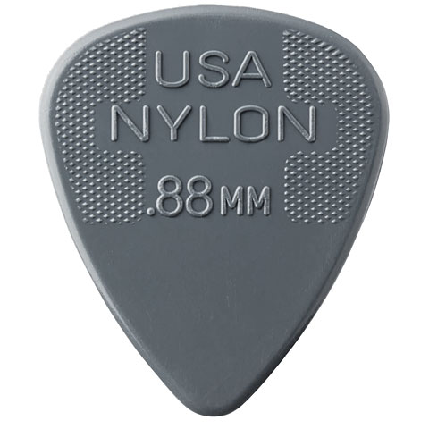 Dunlop Nylon Standard 0,88mm (72Stck)