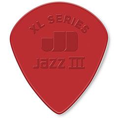 Dunlop Jazz III XL rot (24Stck) « Plektrum