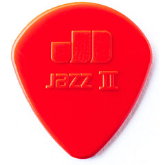 Dunlop Jazz II rot (24Stck) « Plektrum