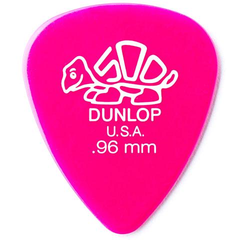 Médiators Dunlop Delrin 500 Standard 0,96 mm (72 pcs)
