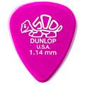 Púa Dunlop Delrin 500 Standard 1,14 mm (72 pcs)