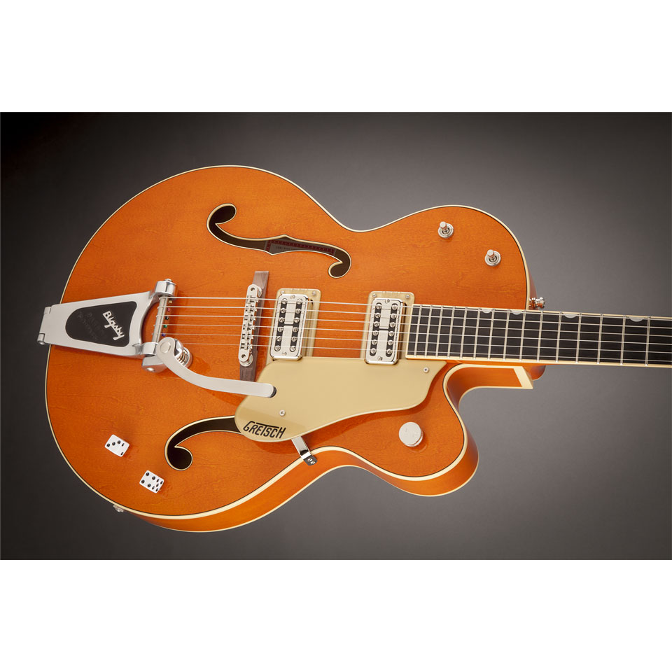 gretsch original g6120sslvo brian setzer 10048005 electric guitar. Black Bedroom Furniture Sets. Home Design Ideas